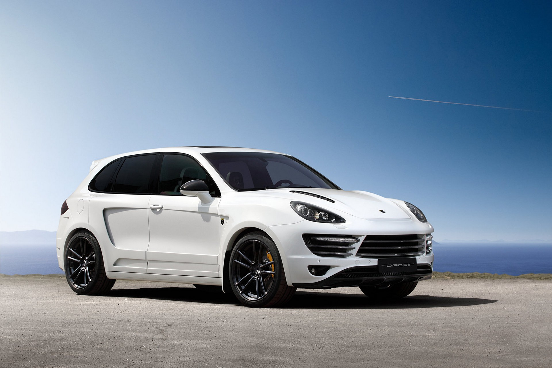 TopCar Tuning for Porsche Cayenne