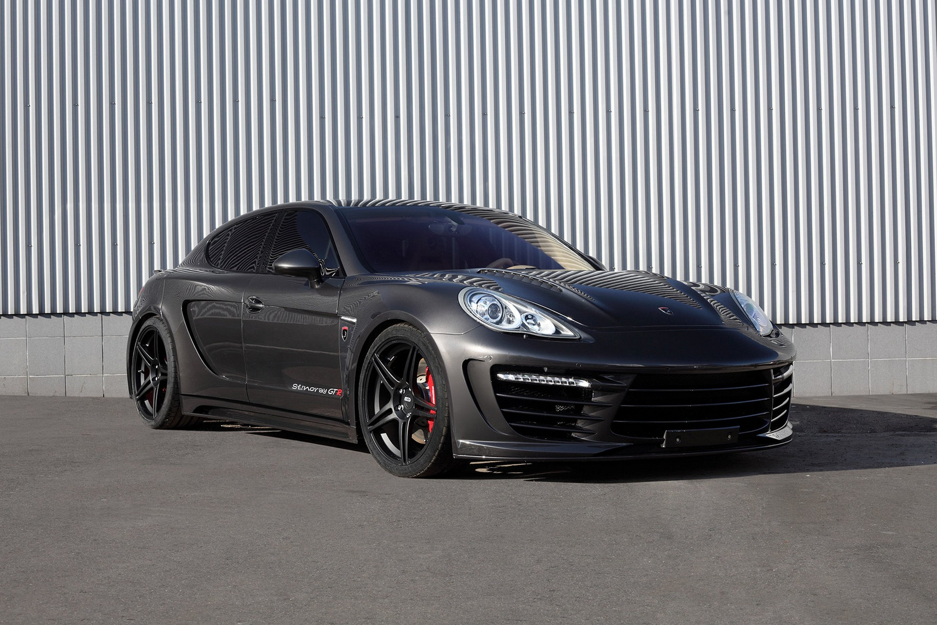 TopCar tuning for Porsche Panamera