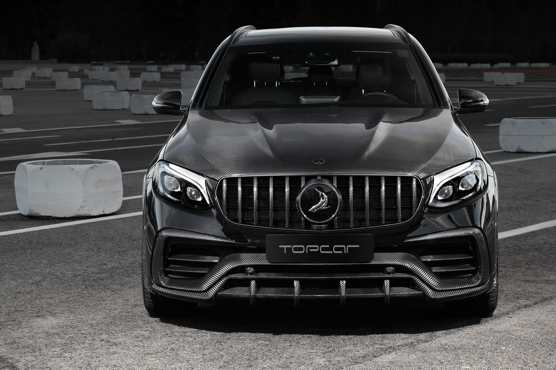 Mercedes-Benz GLC Wagon INFERNO / TopCar design